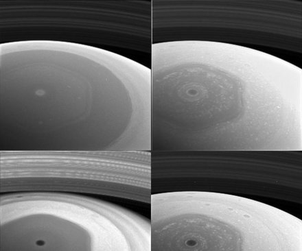 Cassini beams back first images from new ring-grazing orbit