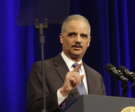 Ex-attorney general Holder says DOJ could strike a deal with Snowden