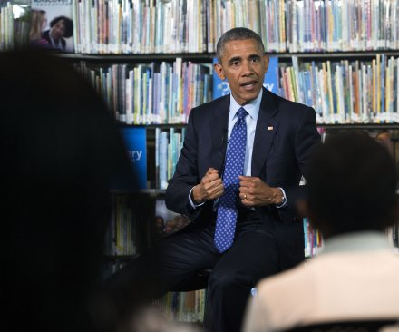 Obama launches 'My Brothers Keeper' program for young men of color