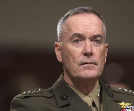 Obama picks Marines commandant to head Joint Chiefs of Staff