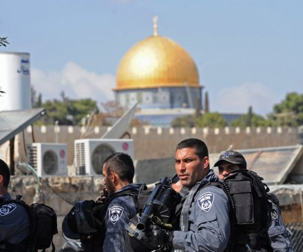 Israel reopens Temple Mount site after rabbi's shooting