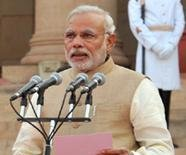 Indian PM Modi seeks universal access to banking