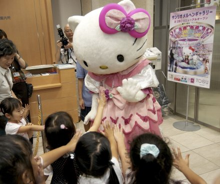 Hello Kitty not a cat? That's going 'too far'