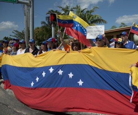 IMF: Venezuela's oil economy in dire straits