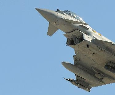 U.K.'s Royal Air Force launches first strikes against Islamic State