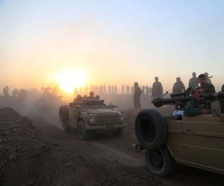 Abadi: Mosul recapture moving faster than planned; elite forces join fight