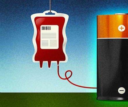 Blood molecule to help engineers build better batteries