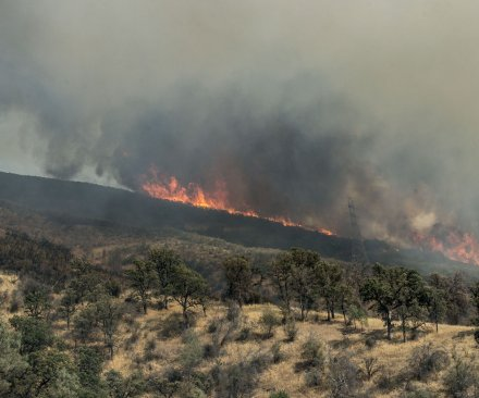 Study: Human activities are a major driver of California wildfires