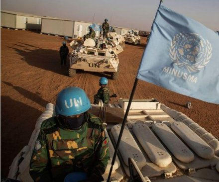 U.N. peacekeepers killed in Mali ambush
