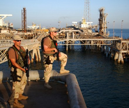Iraq relying on oil wealth from Basra