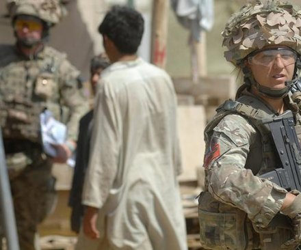 U.K. report: combat positions for women by 2016