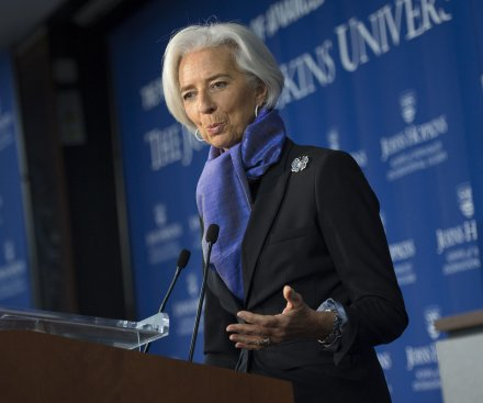 IMF's Lagarde investigated in French fraud case