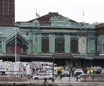 Engineer in Hoboken train crash interviewed by NTSB
