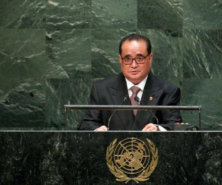 North Korean envoy: Regime can launch preemptive strikes