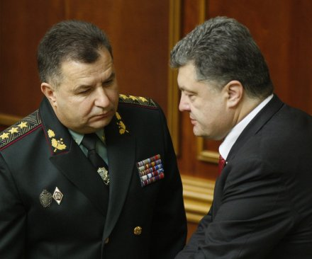 Russia-backed rebels increase attacks in Ukraine