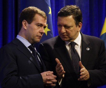 EU declares relief with Ukrainian gas agreement