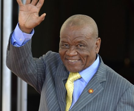Lesotho military denies coup, says police tried to arm fanatics