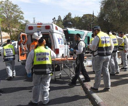 Multiple attacks escalate Jerusalem violence; gun restrictions could ease