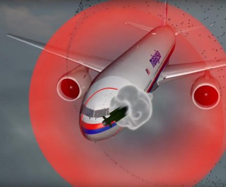 Report: MH17 downed by Russian-made missile