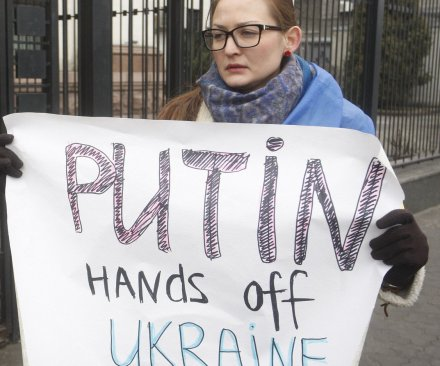 UNESCO: Crimea part of Ukraine, not Russia
