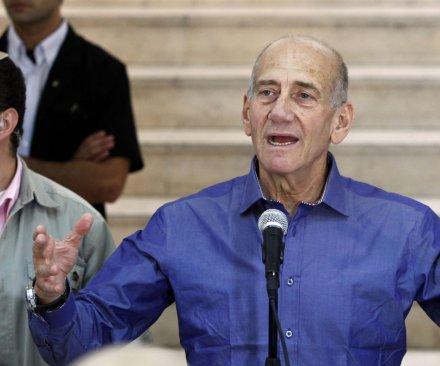 Former Israeli PM Ehud Olmert guilty of fraud, breach of trust