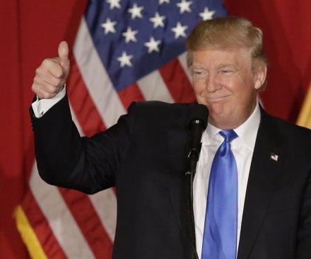 Trump wins Washington as he nears clinching nomination