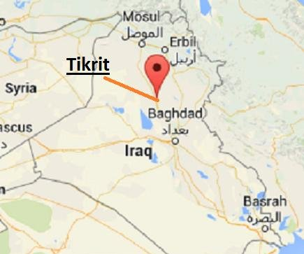 Iraq begins offensive against Islamic State to recapture Tikrit