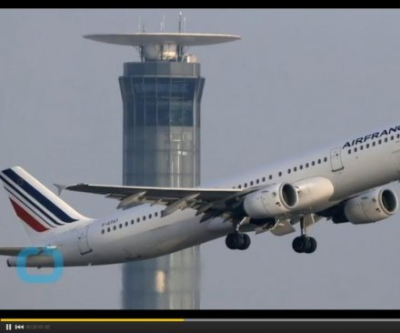 New York-bound Air France plane escorted to JFK after threats
