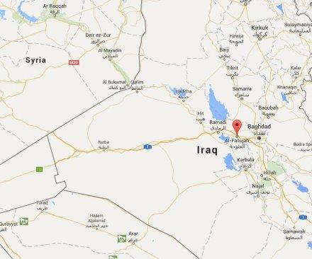 Islamic State's commander in Fallujah killed, U.S. says