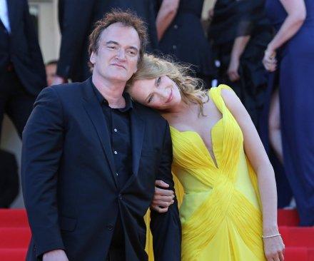 Uma Thurman addresses Quentin Tarantino dating rumors