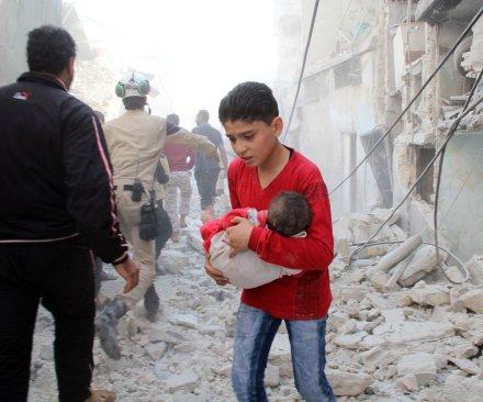 U.S., Russia announce ceasefire in Aleppo