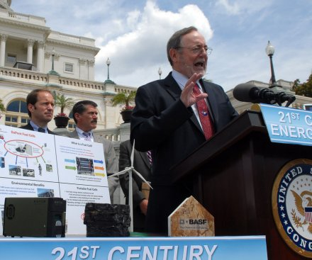 GOP Rep. Don Young tussles with students over same-sex marriage and suicide
