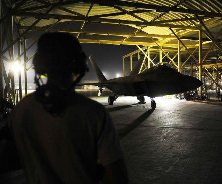 Airstrike kills Islamic State chemical weapons expert