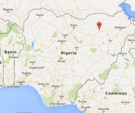 Nigeria church bombing kills 5, caps week of extremist bloodshed