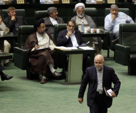 Iran envisions post-sanctions oil era