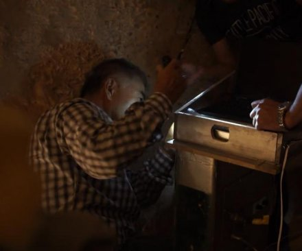 King Tut tomb scans show '90 percent' chance of hidden room