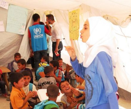 UNHCR: Soaring Syrian refugee crisis creates 'massive' resource strain