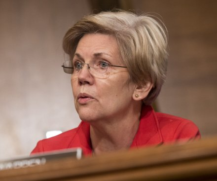 Elizabeth Warren defends Israeli airstrikes on schools and hospitals