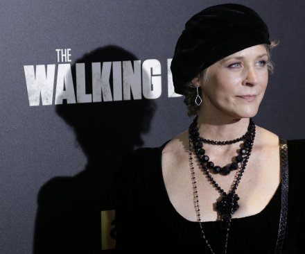 UPI Spotlight: Melissa McBride watches 'Walking Dead' on Sundays, just like us