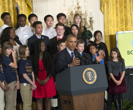 Science scores improving for U.S. students, but many still not proficient