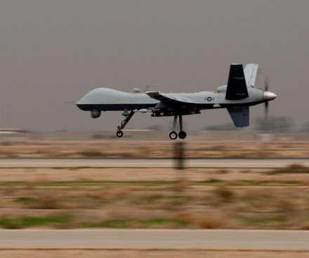 Report: U.S. drone strikes kill 28 for every intended target