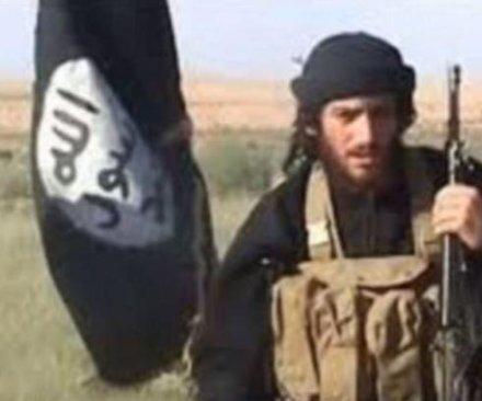 Reports: Islamic State spokesman killed in Syria