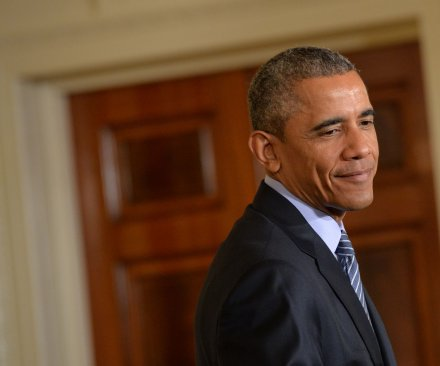 Obama approval rating hits 50 percent for the first time in two years