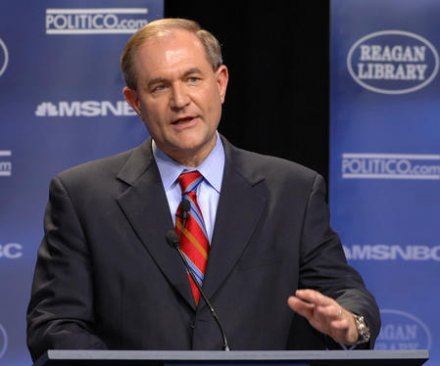 Former Va. Gov. Jim Gilmore makes 2016 GOP presidential bid