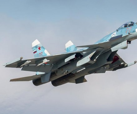 Second Russian fighter jet crashes attempting aircraft carrier landing