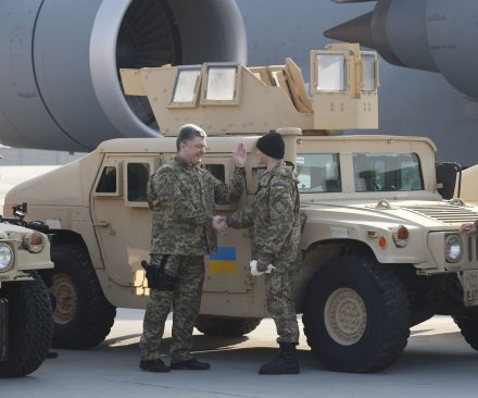 U.S. forces to train Ukraine National Guard in late April