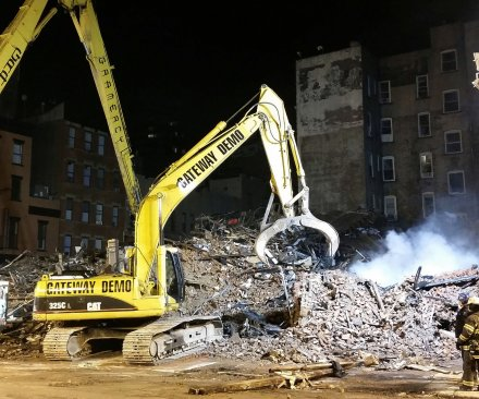 East Village gas line dangerously, illegally tapped months before explosion