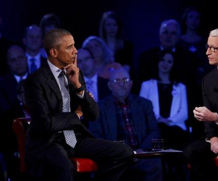 Obama town hall on gun violence