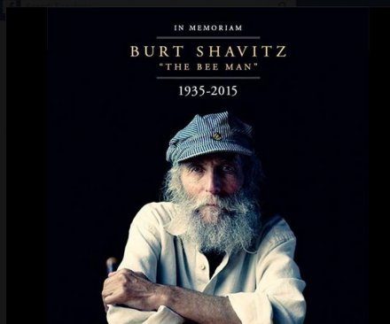 Burt's Bees co-founder Burt Shavitz dies at 80