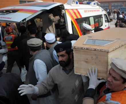 Pakistan reinstates death penalty in wake of deadly school attack